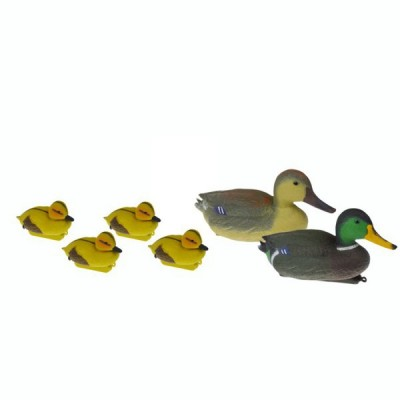 Gardena duck family Set of 6
