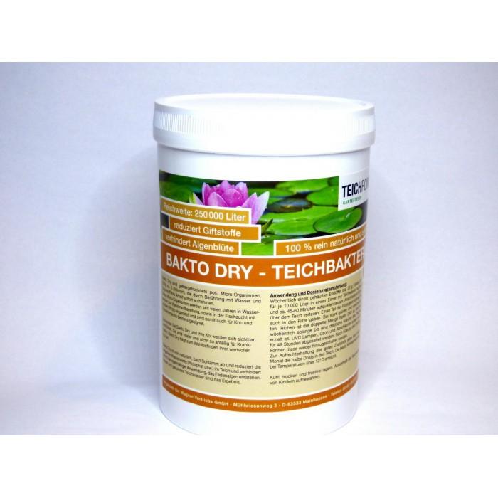 Bakto Dry Teich Bakterien 250 g