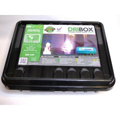 Cable box DriBox 11x28x15cm