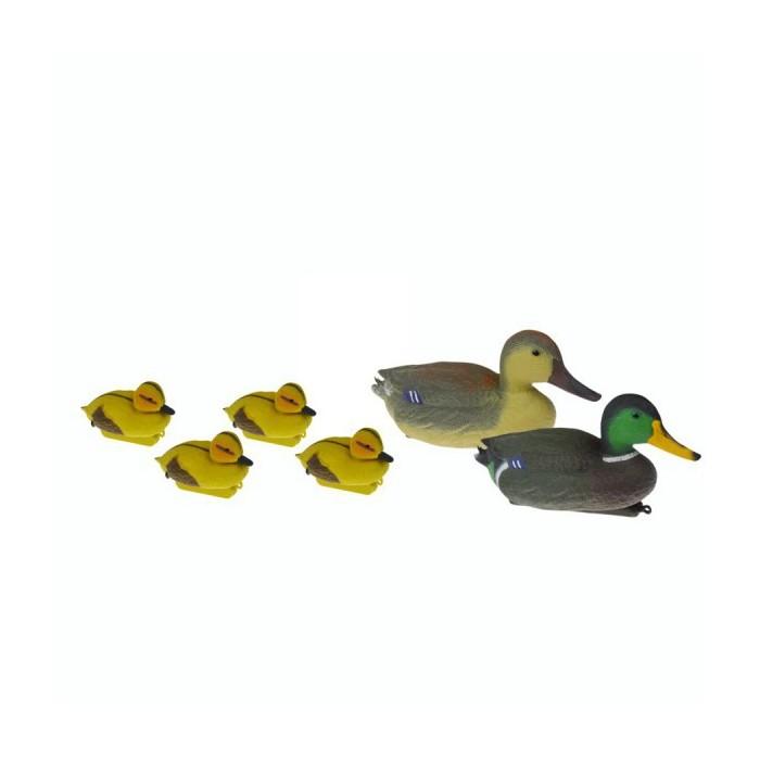 Gardena duck family Set of 6