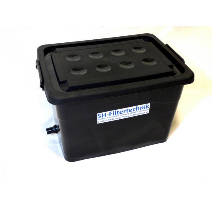 Compact pond filter KF-90-black