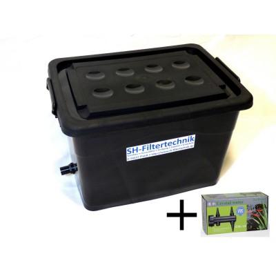 Kompaktfilter KF-90-U-black