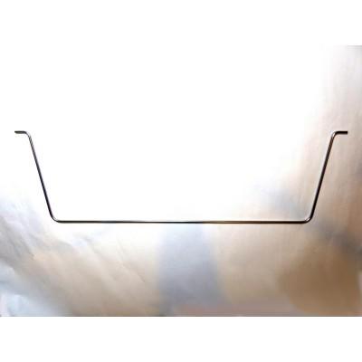 Bürstenhalterung Ø5x620mm
