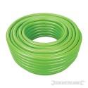 PVC-Schlauch mit Gewebeeinlage, 30m, grün