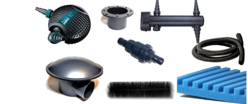 filter parts and accessories